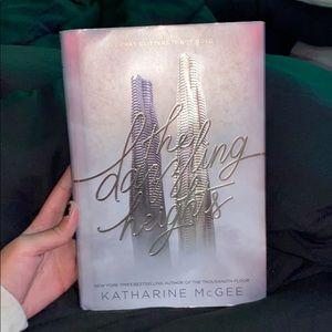 dazzling heights book